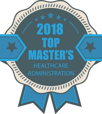 2018-19: Top Master's Degree Programs in Healthcare