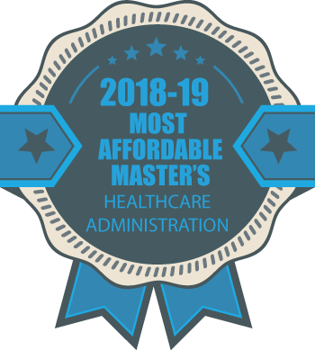 Top 35 Most Affordable Healthcare Administration Master's